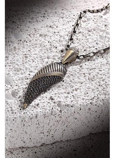 FRNCH Kolye Gümüş